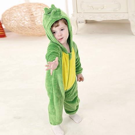 aec224ade3 IFLIFE Unisexo Bebé Pijama Enteros Traje de Cosplay Animal  Amazon.es  Ropa  y
