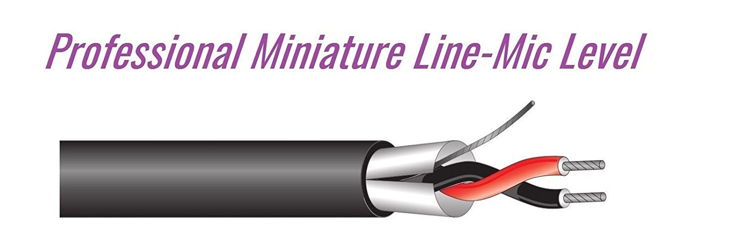 100 ft Installation Microphone//Line Bulk Cable 454 22 Gauge West Penn Wire
