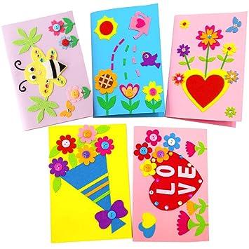 Yuccer Kit de Manualidades para Niños, Manualidades ...