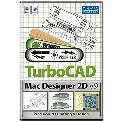 TurboCAD Mac Designer 2D v9 [Download]