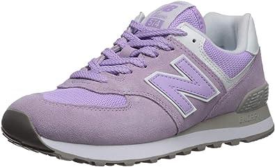 New Balance Damen 574v2 Sneaker, violett