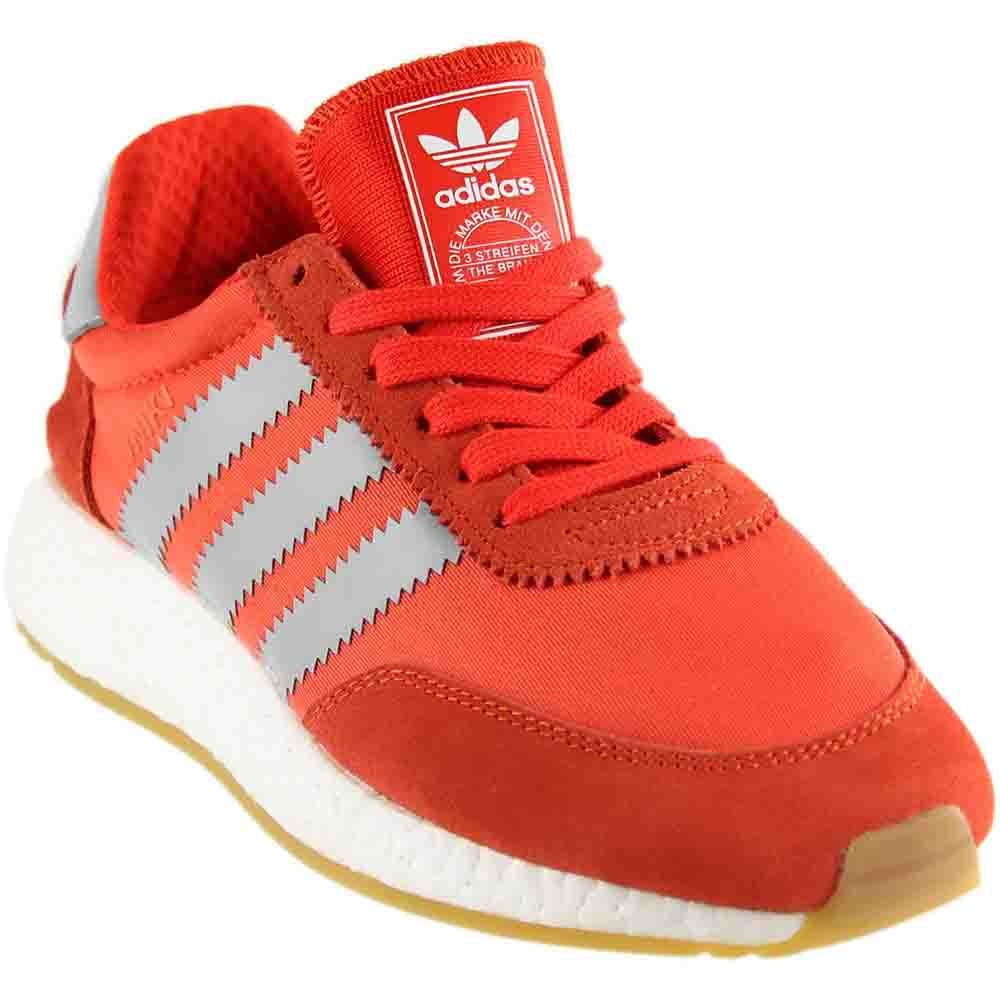 adidas Iniki Runner Womens in Energy/Clear Onyx by, 9