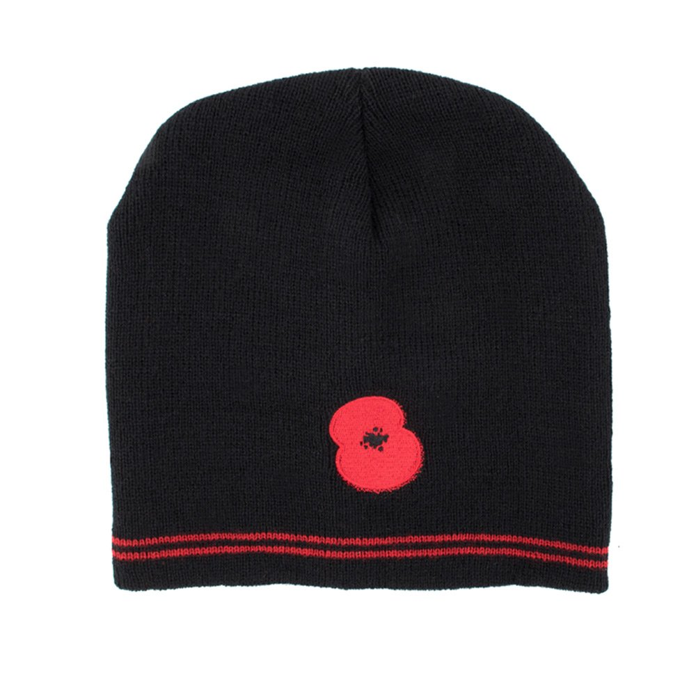 bcb431c7 The Royal British Legion Poppy Beanie: Amazon.co.uk: Sports & Outdoors
