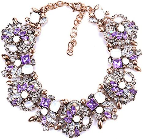 Zthread Statement Necklace Colorful Accessories product image