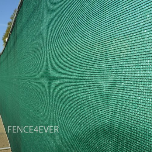 6 39 x14 39 green fence privacy screen windscreen cover shade for Cloth privacy screen