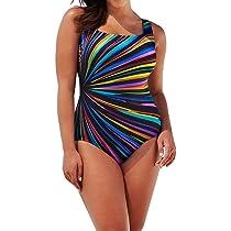 Sannysis Bañadores Bikinis Push Up Deportivos Bañador Swimwear ...
