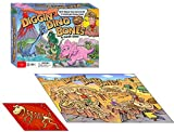 Continuum Games Digging' Dino Bones Board