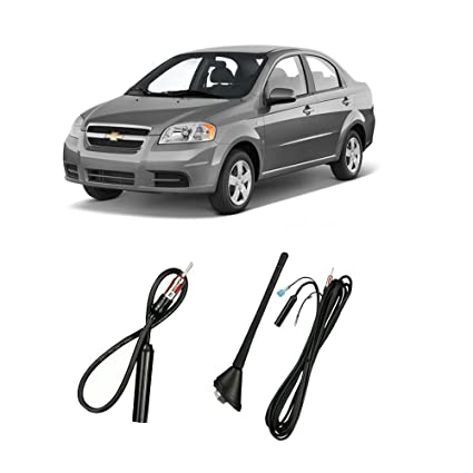 Amazon Fits Chevy Aveo 2009 2011 Factory Oem Replacement Car