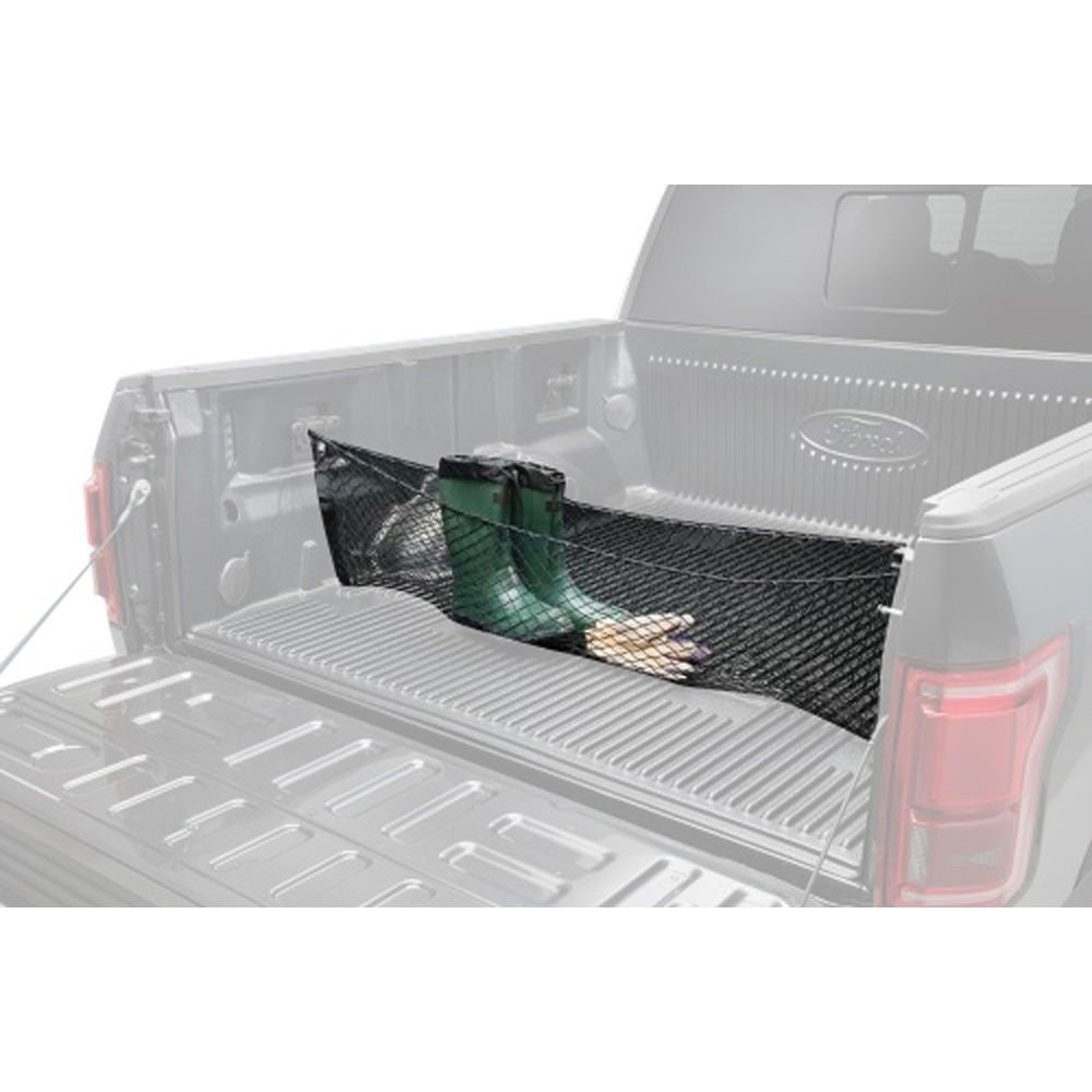 Truck Bed Envelope Style Trunk Mesh Cargo Net for Ford F-150 F150 F 150 2015 2016 2017 2018 2019