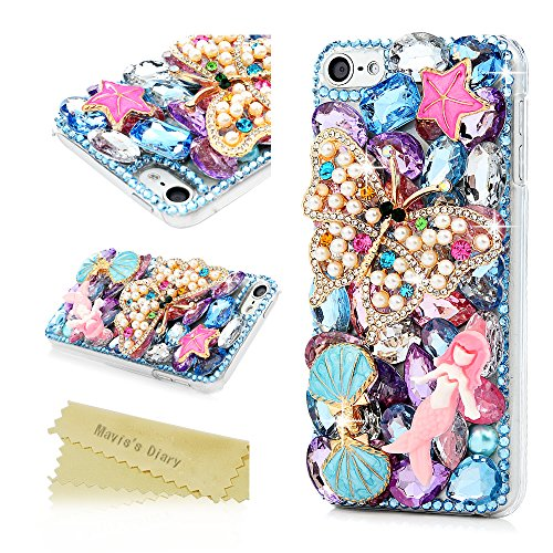 ipod 5 fancy gem cases - 1