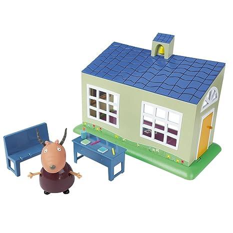 Giochi Preziosi Peppa Pig La Scuola Di Madame Gazelle Amazonit