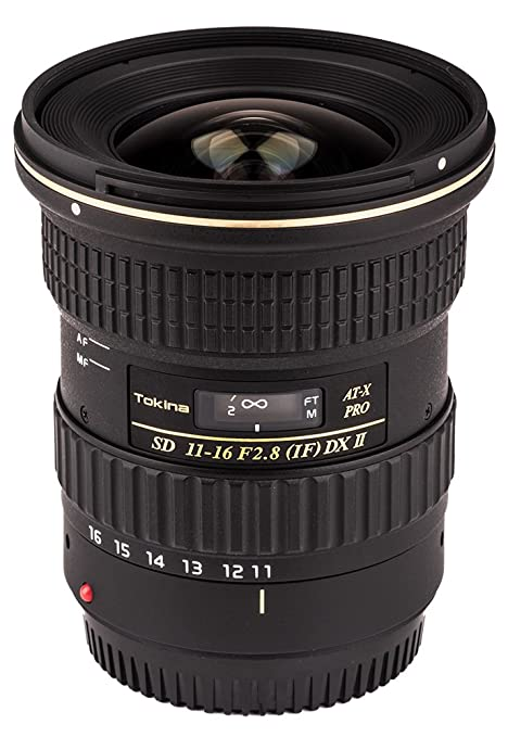 Review Tokina ATXAF116DXIIC 11-16mm f/2.8