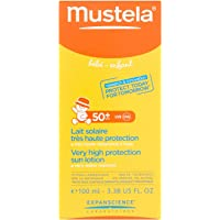 Mustela Very High Protection Sun Lotion, 100 ml (10004016)