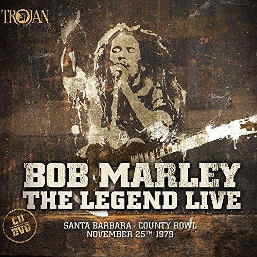 The Legend Live - Santa Barbara County Bowl, November 25th 1979