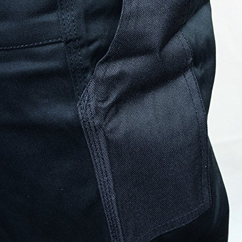 Blackrock 7640642 - Los Hombres De Workman Corto Plancha - Negro, 42 Pulgadas
