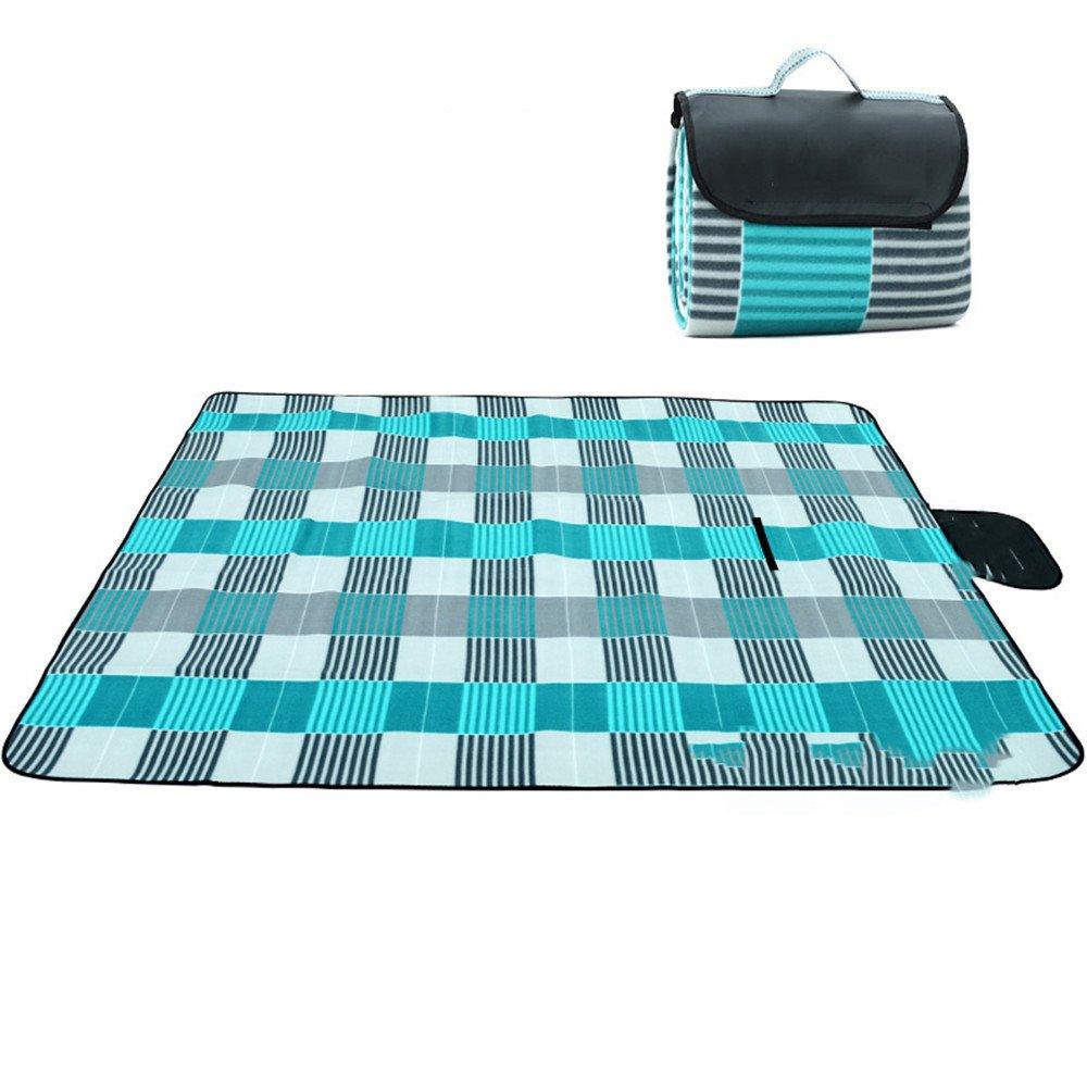 MONEYY Picknick- Strand, spritzwassergeschützt, Freizeit, Outdoor-Schlafsack, leicht tragbar, ultra-Matte, B07CSWQZPW Picknickdecken Neueste Technologie