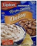 dry dip mixes - Lipton Recipe Secrets Soup and Dip Mix, Onion 2oz (12 Pack)