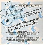 Adalbert Lutter, Barnabas von Geczy, Erwin Hartung, Billy-Toffel-Quartett.. / Vinyl record [Vinyl-LP]