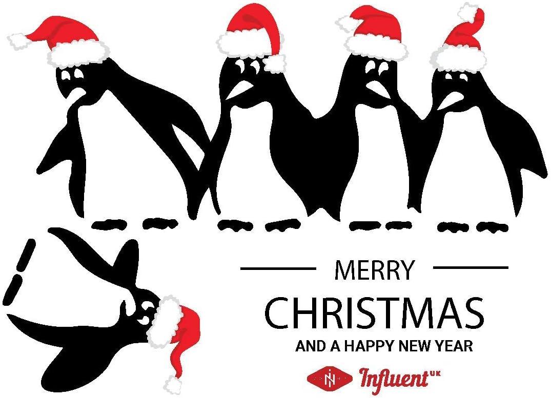 Vinilo con diseño de pingüinos autoadhesivo para nevera, negro, tamaño A4. Lámina de decoración para pared, vinilo de cocina, negro: Amazon.es: Bricolaje y herramientas