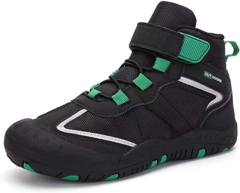 JIANYE Chaussure de Randonn/ée Gar/çon Fille Imperm/éable Bottes de Trekking Chaussures de Sport Enfant GR.25-40