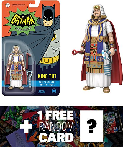 King Tut: Funko Action Figure x Batman Classic Series Mini A