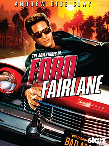 the adventures of ford fairlane - 1