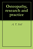 Osteopathy, research and practice (English Edition)