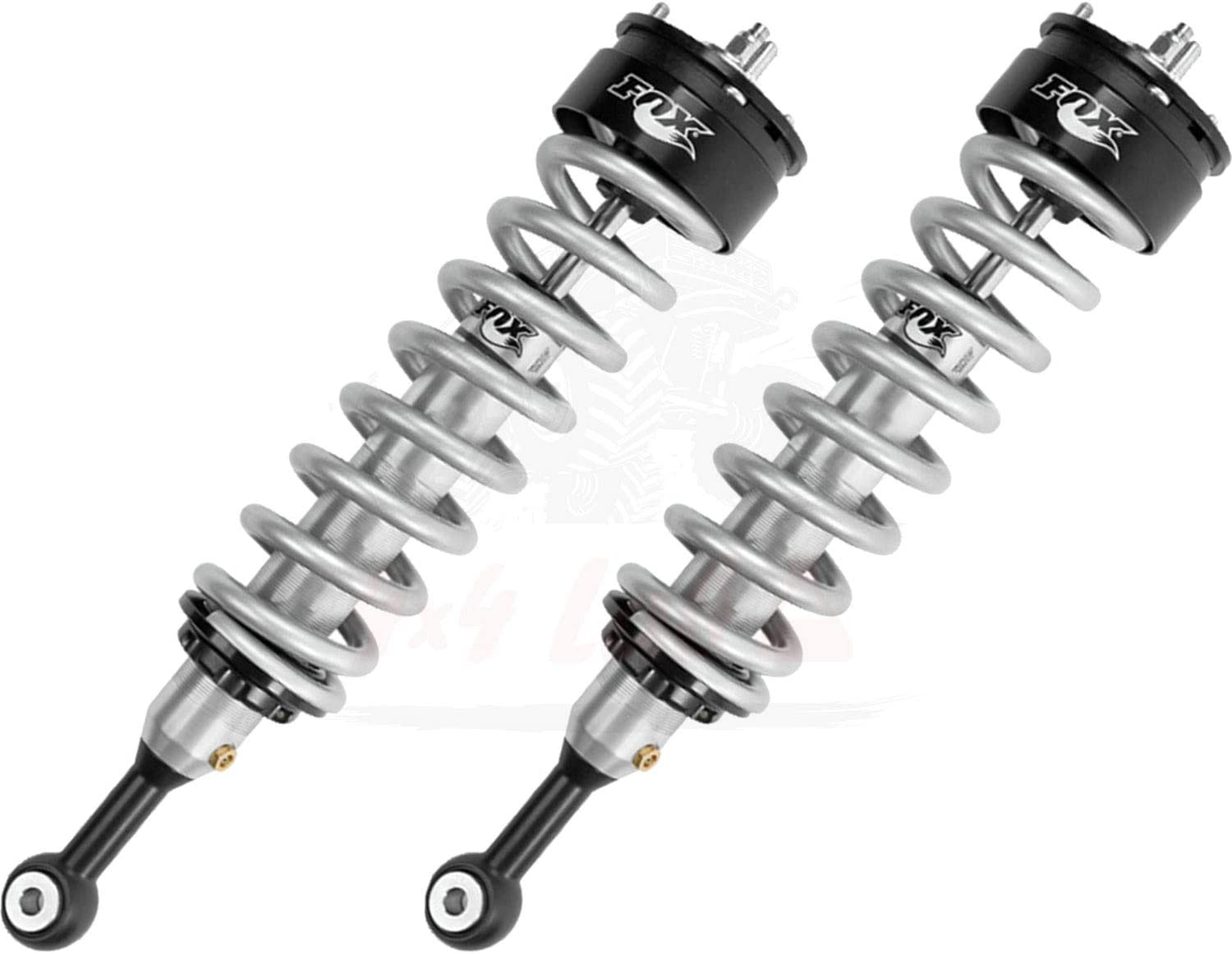 Kit of 2 Fox 2.0 Performance Series Coil-Over IFP 0-2 inch Lift Front Shocks for Dodge Ram 1500 2014-2017 4WD