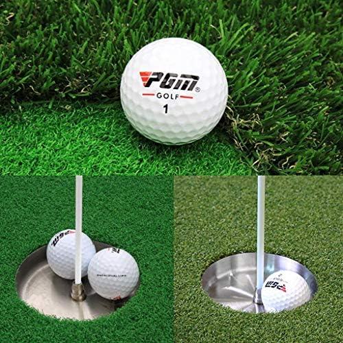 LSHUNYDE Accesorios de golf Práctica de golf Putting Green Indoor ...