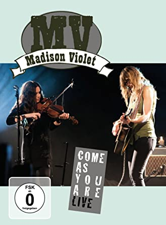 Madison Violet - Come as You Are [Alemania] [DVD]: Amazon.es ...