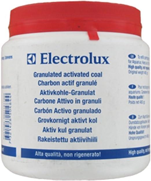 Electrolux campana extractora Recambio de filtro de carbón activado granulado (480G): Amazon.es: Hogar