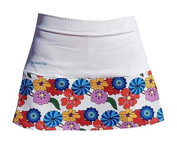 El Gusanillo - Falda de pádel o Tenis para lucirte en la Pista ...