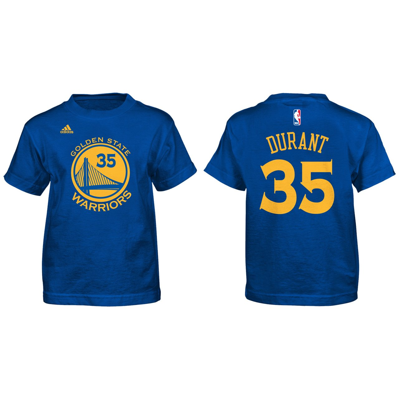 Stephen Curry Golden State Warriors Kids 4 7 Blue Name and