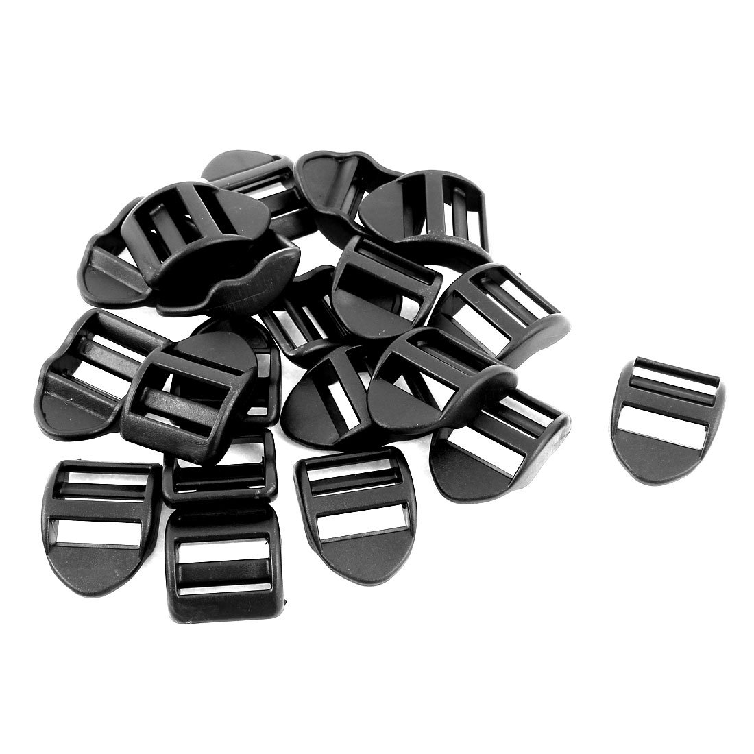 ORYOUGO 150 Pieces Spring Cord Lock Single Hole Round Ball Toggle Stoppers Sliding Cord Fastener Locks End Sport Gear Replacement
