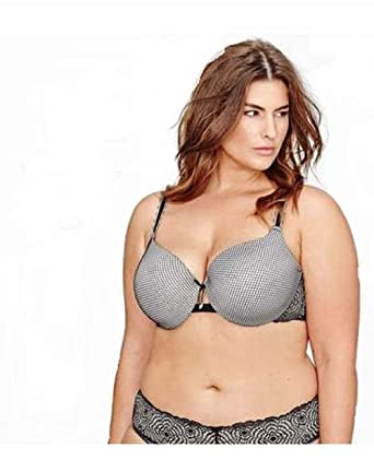 0d7f3f041b6 Image Unavailable. Image not available for. Color  Ashley Graham Plus Size  Lace ...