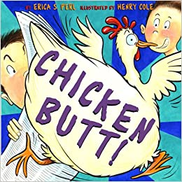 Image result for chicken butt erica perl