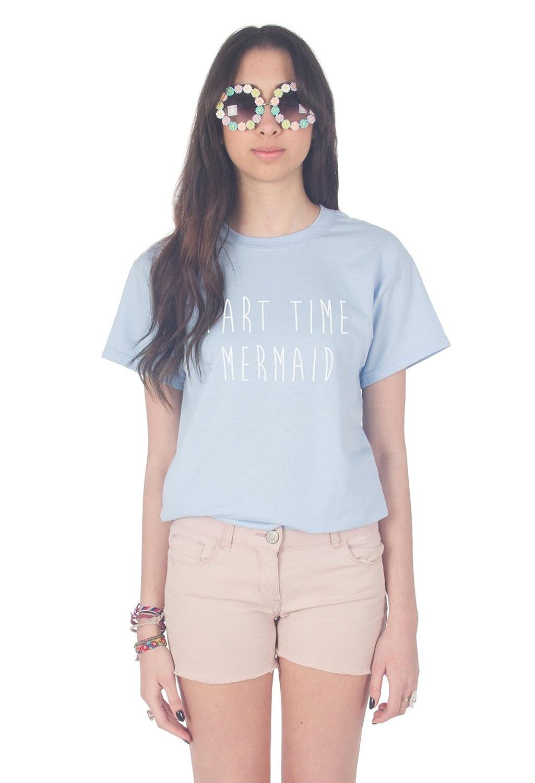 Sanfran - Part Time Mermaid T-Shirt