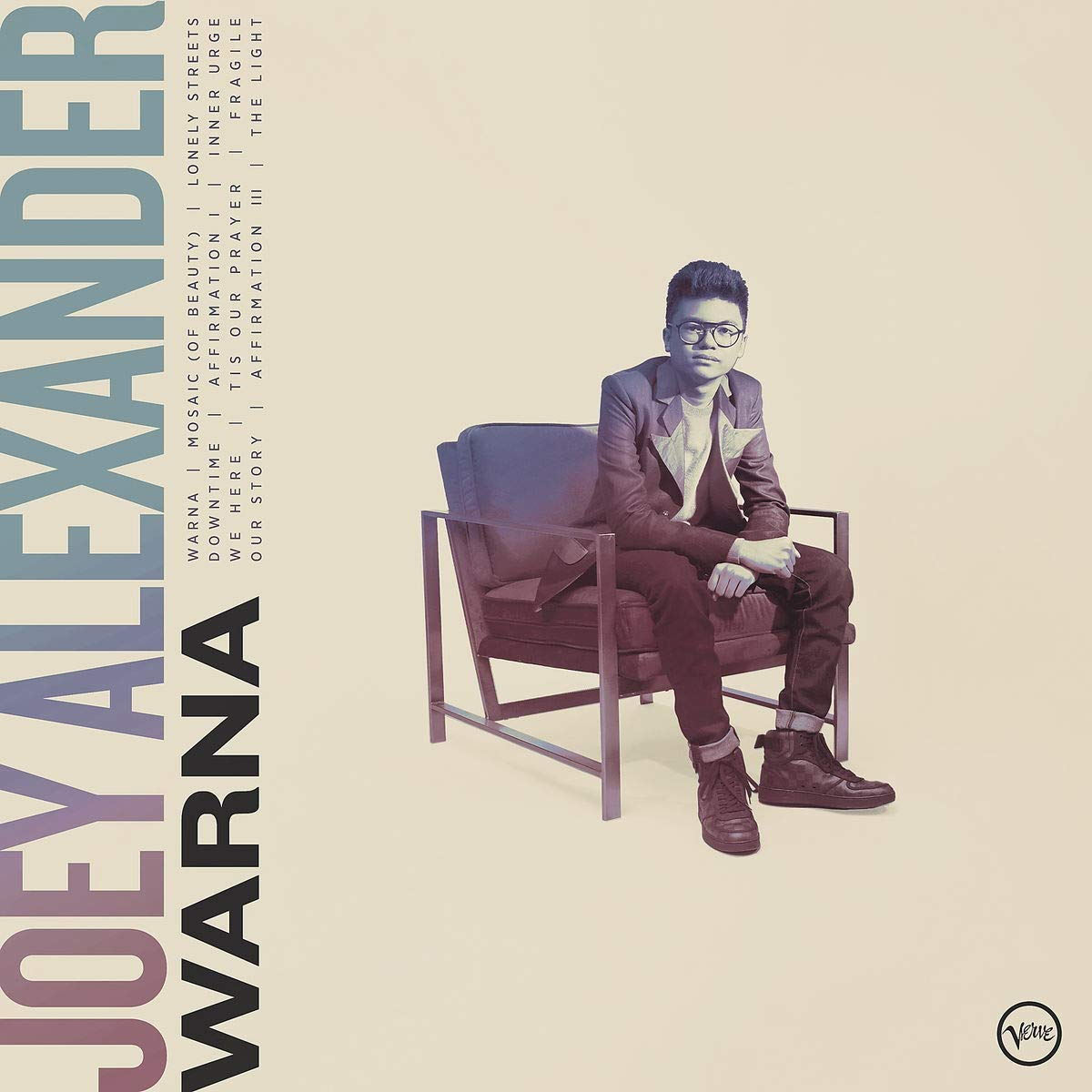 Image result for Joey Alexander - Warna""