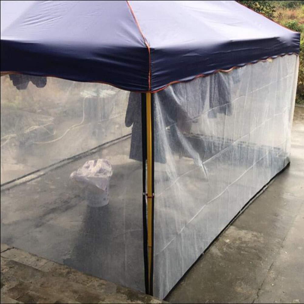 Transparent 3x6m CJC Voiles d'ombrage BÂche Couverture étanche BÂche Plastique BÂche Ultra Léger Auvent De Voiture pour Camping (Couleur   Transparent, Taille   3x9m)