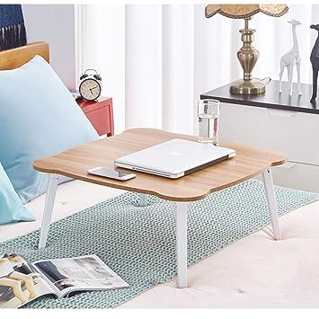Amazon.de: Klapptisch für Bett, wegklappen Tisch ...