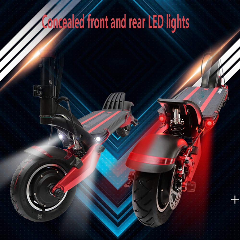 Amazon.com: MAXX Patinete eléctrico 43.5 mi/h 43 mph: Sports ...