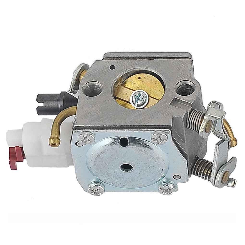 Republe Carburador carburador Junta del Filtro de Combustible para Husqvarna 340 345 346 350 353 503 283 208 para Zama Motosierra