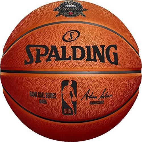 Logo Basketball - Toronto Raptors 2019 NBA Finals Champions Spalding Logo Basketball - Fanatics Authentic Certified - Unsigned NBA Basketballs
