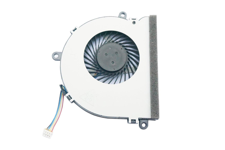 ethan New Cpu Fan for HP 15-ba079dx 15-ba078dx 15-ba018wm 15-ba051wm 15-ba052wm 15-ba043wm 15-ba026wm 15-ba034wm series
