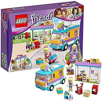LEGO Friends Servicio de entrega de regalos de Heartlake