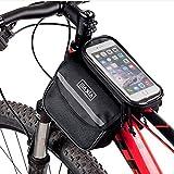 BAXIA TECHNOLOGY Waterproof Sports Bike Phone Tube Bag Bike Front Bag Phone Case Accessories
