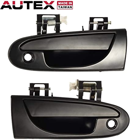 for Dodge Mitsubishi Outside Outer Exterior Door Handle Driver Front Left