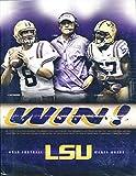 2013 Louisiana State LSU Football Media Press Guide CFBmg35