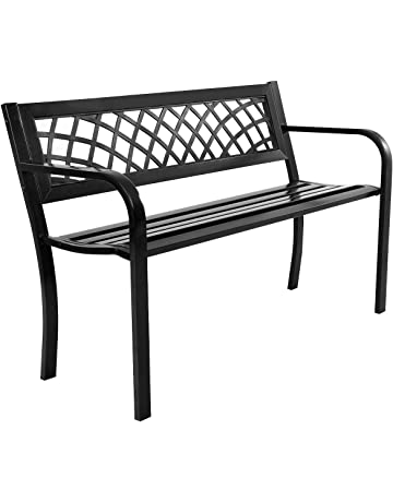 Strange Amazon Com Benches Patio Seating Patio Lawn Garden Gmtry Best Dining Table And Chair Ideas Images Gmtryco