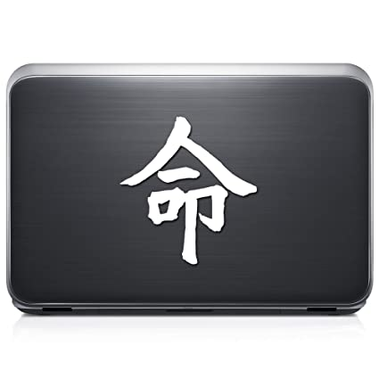 Amazon Chinese Symbol Destiny Removable Vinyl Decal Sticker For